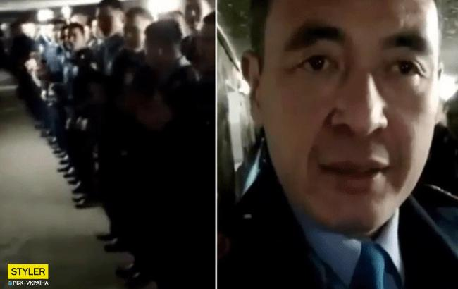 """""""Мы – братва, грубо говоря – банда"""": сотрудника полиции уволили из-за скандального видео"""