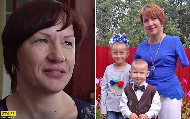 Немає нічого неможливого: українка без рук виховує двох дітей (відео)