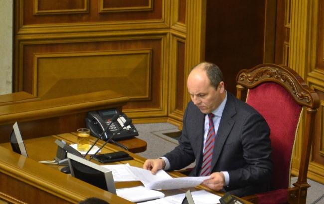 Рада завтра розгляне звільнення Шевченка, - Парубій