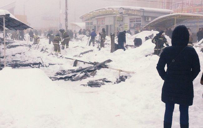 Обрушение крыши рынка в Макеевке: появилась важная информация