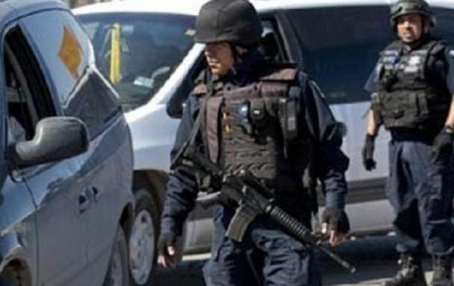 Фото: поліція в Мексиці