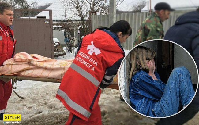 В Винницкой области ребенок обнаружил в доме соседки три трупа (видео)
