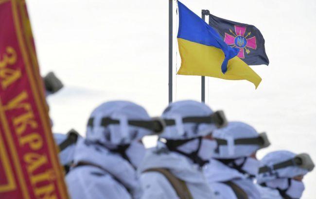 Воины ВСУ на передовой трогательно поздравили украинцев с Рождеством: будем стоять до конца (видео)