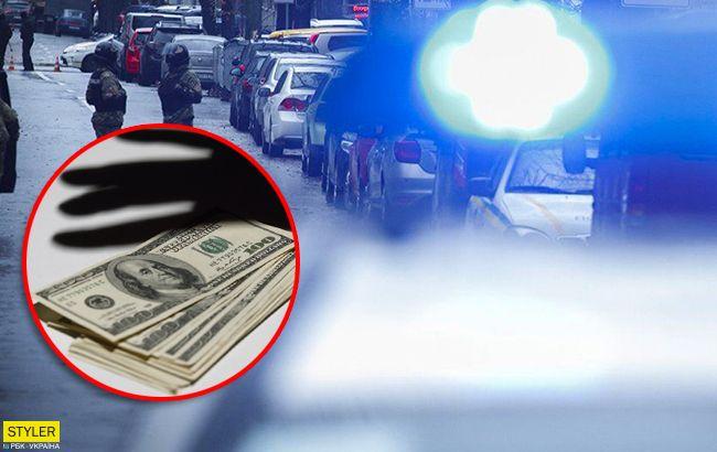 Увага, розшук: у Києві за винагороду шукають грабіжника