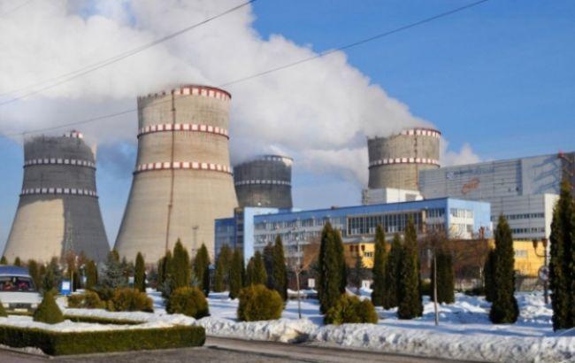 Энергоблок Южно-Украинской АЭС отключен из-за срабатывания защиты