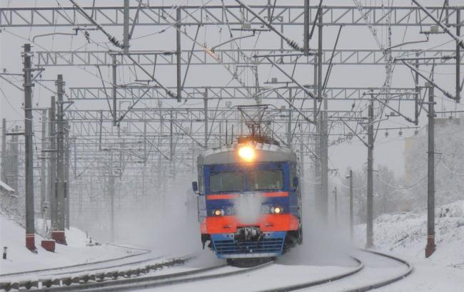 Фото: поїзд