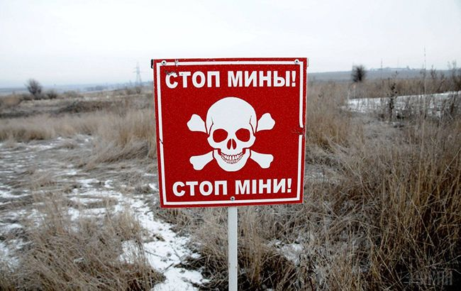 Бойовики замінували територію поблизу окупованого Дружного, - СЦКК