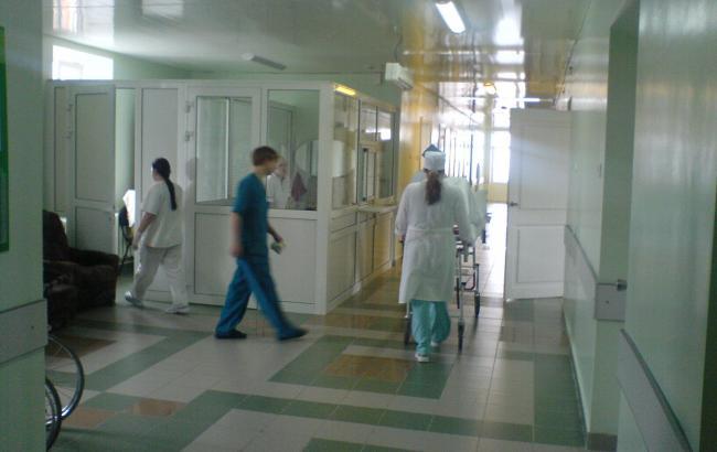В Хмельницкой области из христианского лагеря при костеле госпитализированы 20 детей с острой кишечной инфекцией