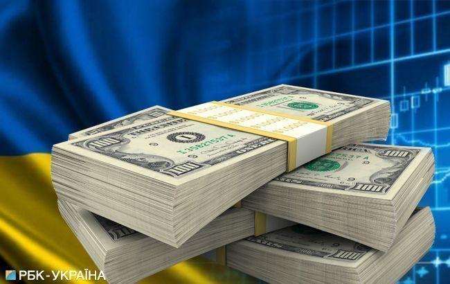 Валовый внешний долг Украины превысил 120 млрд долларов