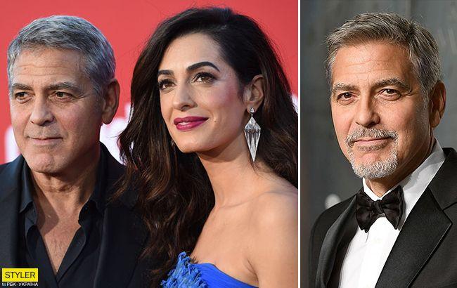 Джордж Клуни рассказал правду об отношениях с женой