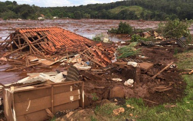 У Бразилії оновили дані щодо жертв прориву дамби