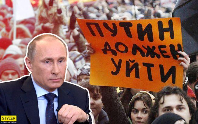 2019-й буде драматичним: експерт повідомив про хитке положення Путіна