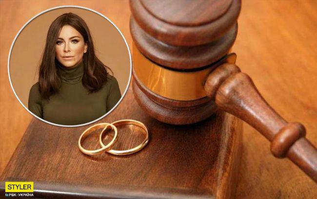 Розлучення Ані Лорак: юрист повідомив, з ким залишиться дочка
