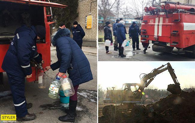 У Бердянську через велику аварію півміста залишилося без води - всі подробиці