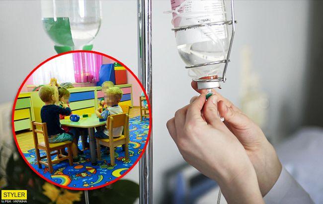 Лікарі назвали причину масового отруєння в яслах львівського дитячого садка