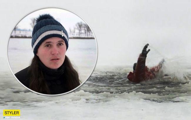У халаті і домашніх капцях: відважна мешканка Миколаєва врятувала потопаючих дітей