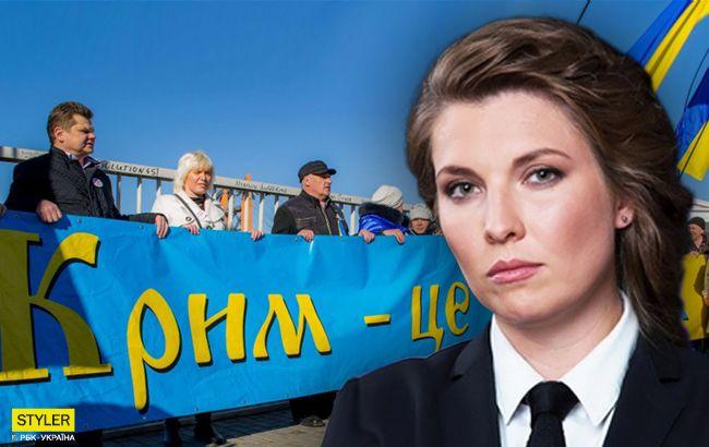 Ми агресори, Донбас - це Україна: Скабеева зробила гучну заяву на Кремль ТБ
