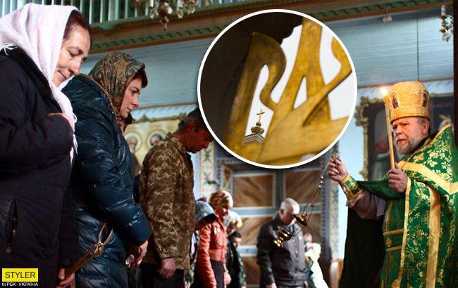 """В Україні з'явився перший район, """"очищений"""" від Московських парафій"""