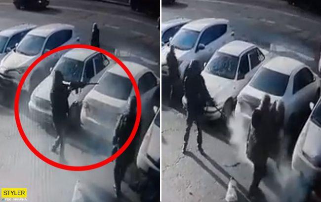 Розстріл подружжя в Миколаєві: всі подробиці та відео злочину