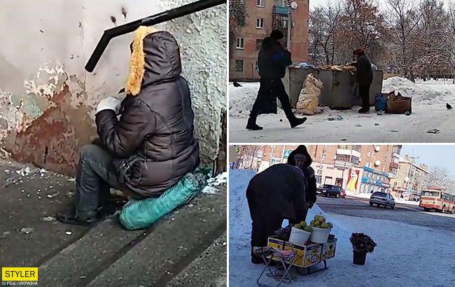 Просто жах: житель окупованої Горлівки показав, на що перетворилося місто (фото, відео)
