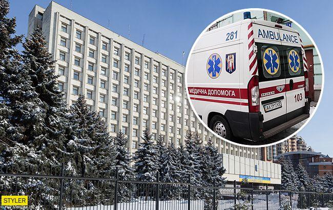У центрі Києві помер екс-помічник Кучми (фото)