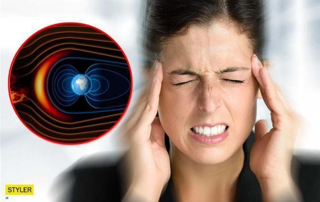 Магнітні бурі у лютому: як уникнути головного болю та стрибків тиску