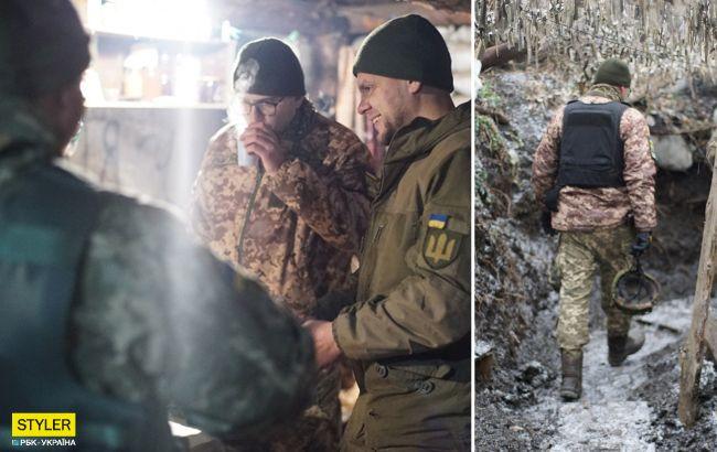 У ворога під носом: позиції бійців ЗСУ під окупованим Донецьком показали на фото