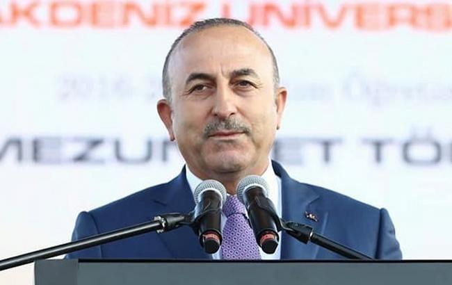 Туреччина ніколи не визнає анексію Криму Росією, - Чавушоглу
