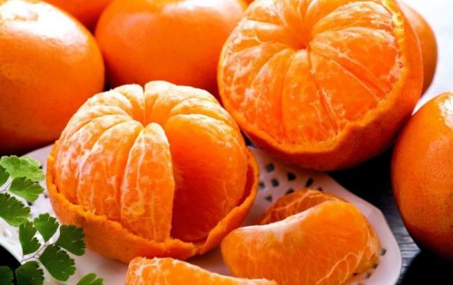 Фото: мандарины