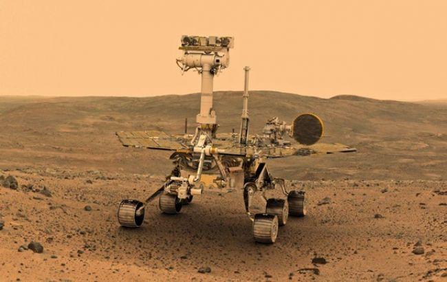 NASA припинило спроби зв'язатися з марсоходом Opportunity