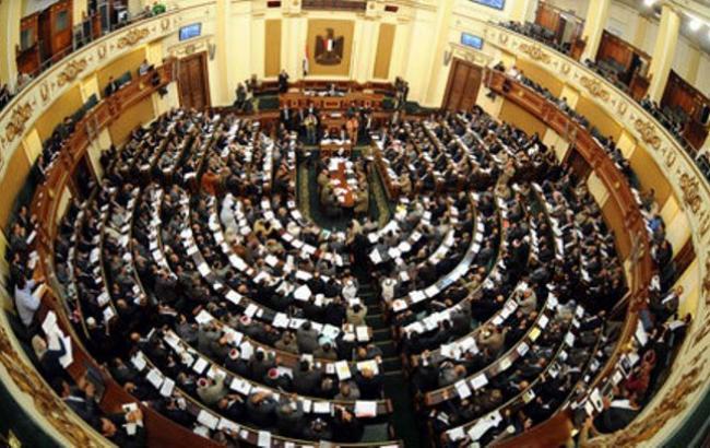 Фото: парламент Египта