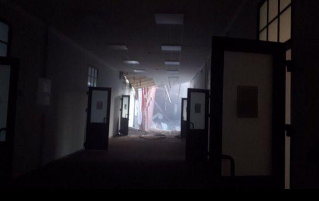 В результате обвала здания университета в РФ никто не погиб