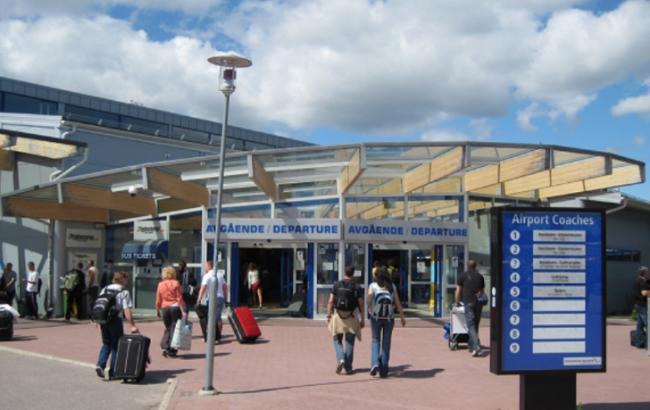 Фото: аэропорт Скавста