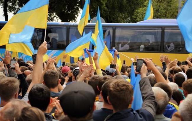 """Українець повторив у Москві """"подвиг"""" Усика: кадри яскравої перемоги"""