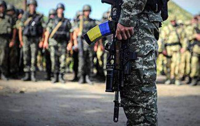 Фото: под Киевом погиб военный