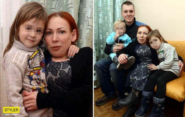 Лікарі крутили пальцем у скроні: українка зростом один метр двічі стала мамою