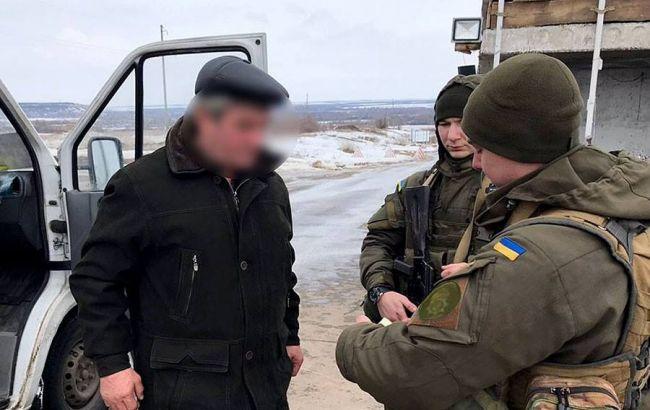 В Луганській області затримали бойовика