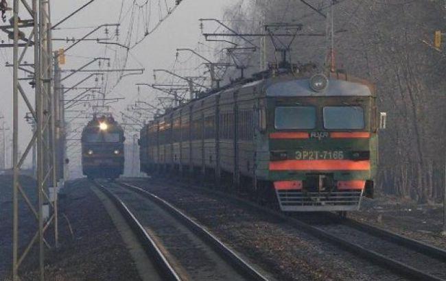 Во Львове в результате наезда поезда погиб мужчина