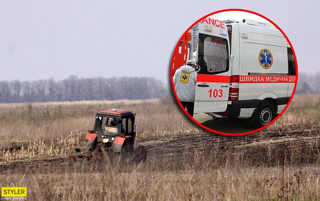 Трактор переехал ребенка под Полтавой: все подробности