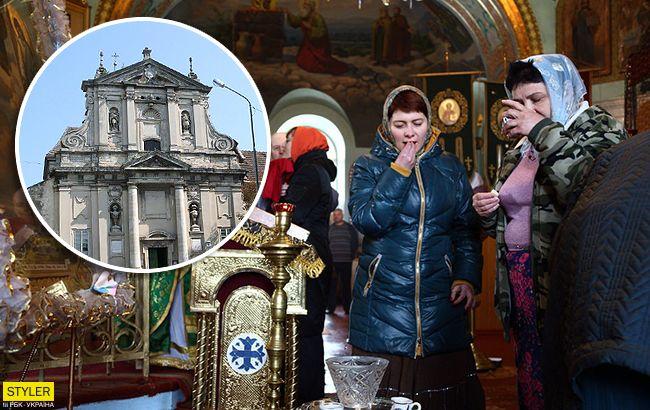 Львівські греко-католики приєдналися до ПЦУ: всі деталі
