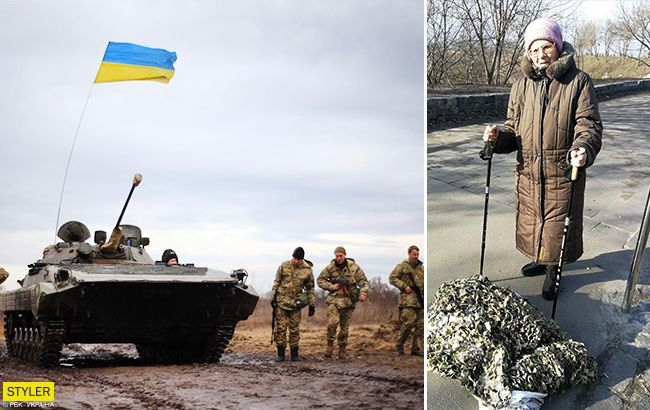Низкий поклон: 84-летняя волонтер поразила украинцев
