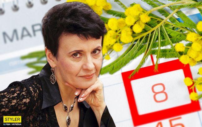 8 марта: Оксана Забужко эмоционально высказалась о празднике