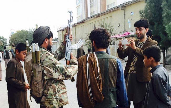 """В Афганістані вбито одного з командирів """"Талібану"""""""