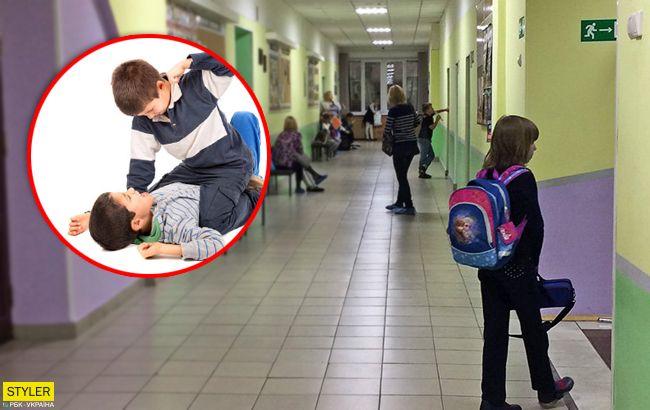 Бил головой об вазон: в Чернигове жестоко наказали школьника