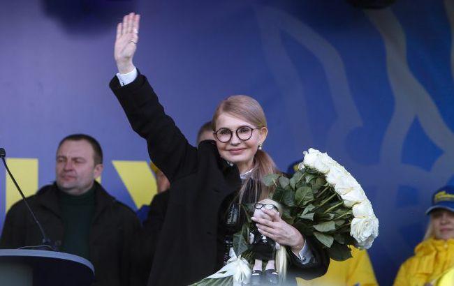 Весна обязательно победит: Юлия Тимошенко поздравила украинок с 8 марта