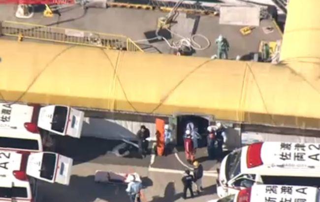 В Японии при столкновении катера с китом пострадали более 80 человек