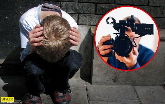 Мати ґвалтувала свого 5-річного сина на камеру: деталі інциденту