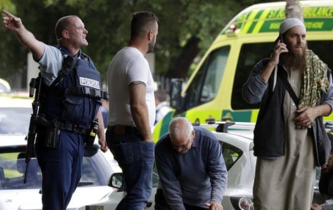 Встановлено особу стрілка в мечеті Нової Зеландії