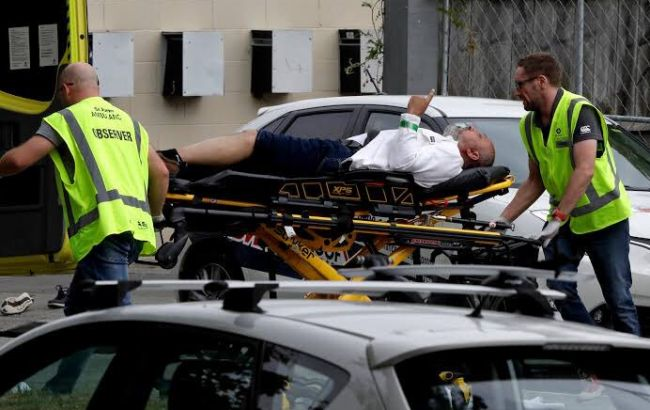 Теракт в Новій Зеландії: головне