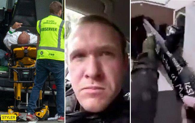 Новозеландський стрілок згадав у своєму маніфесті Україну: що сказав маніяк